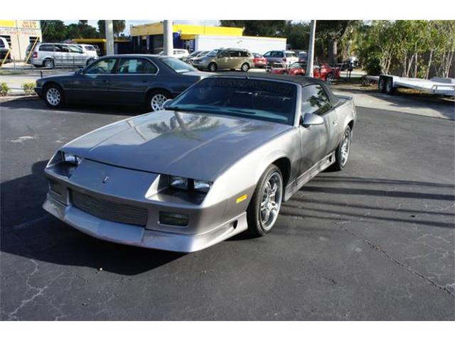 1992 Chevrolet Camaro RS (CC-1317737) for sale in Lantana, Florida