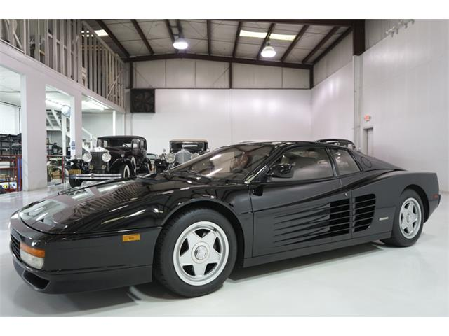 1987 Ferrari Testarossa (CC-1317744) for sale in Saint Louis, Missouri