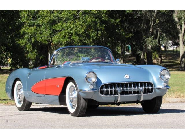 1957 Chevrolet Corvette (CC-1317748) for sale in Lakeland, Florida