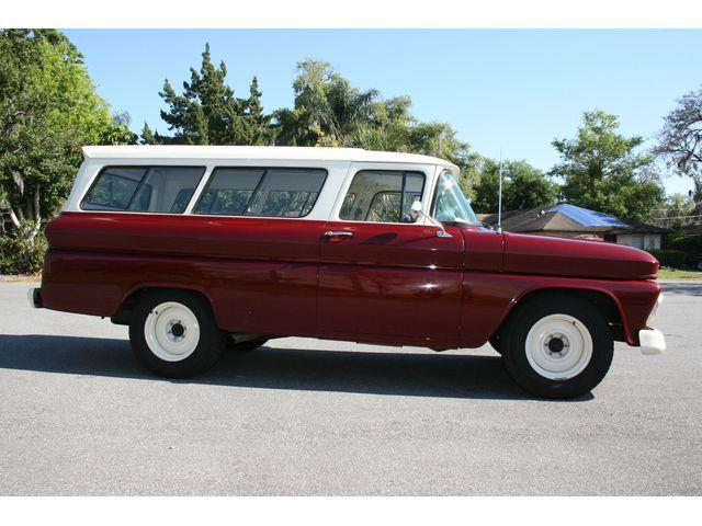1961 Chevrolet Suburban (CC-1317778) for sale in Lakeland, Florida