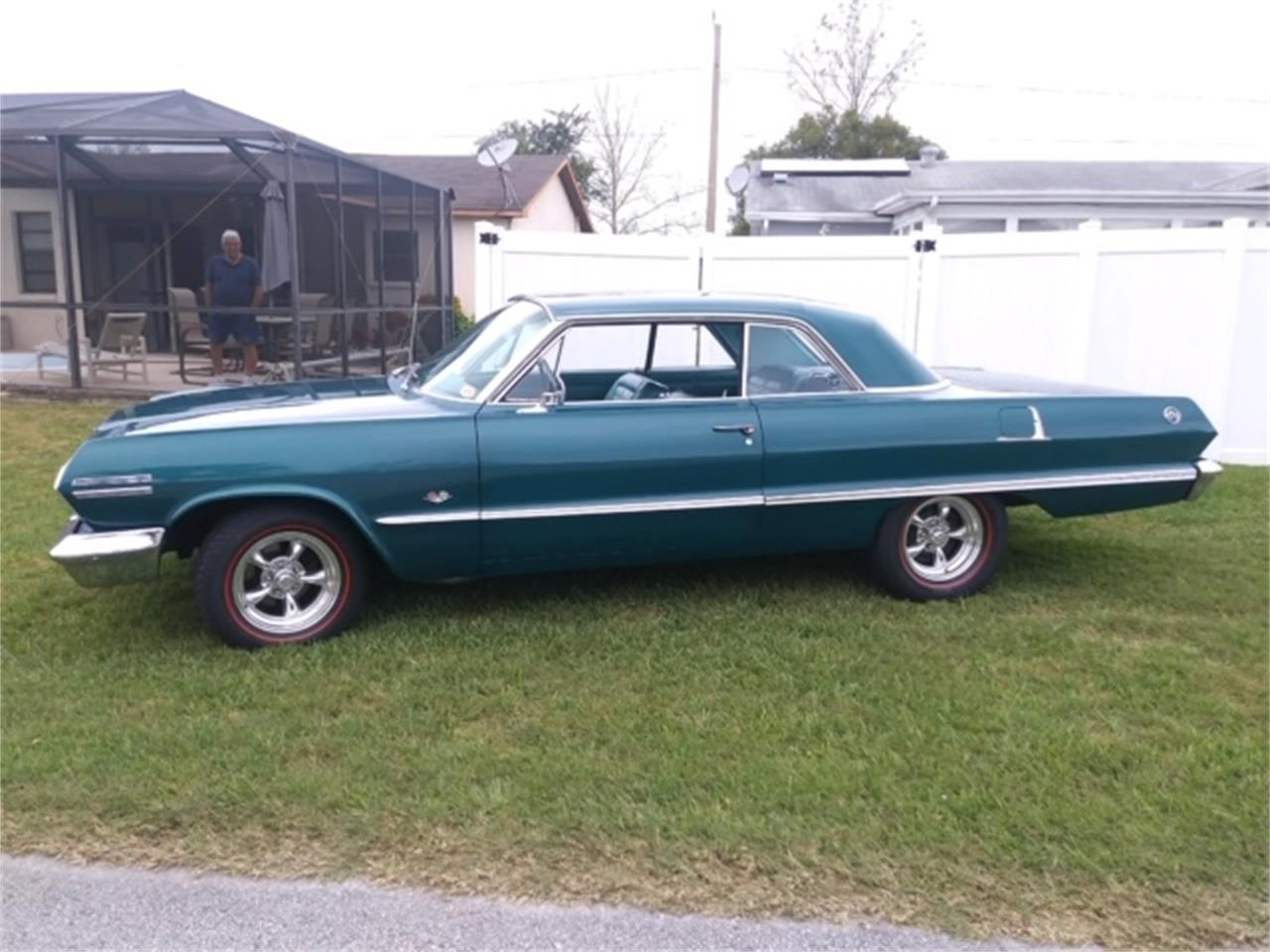 1963 Chevrolet Impala SS (CC-1317779) for sale in Lakeland, Florida