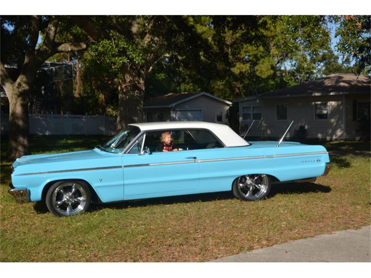 1964 Chevrolet Impala SS (CC-1317781) for sale in Lakeland, Florida