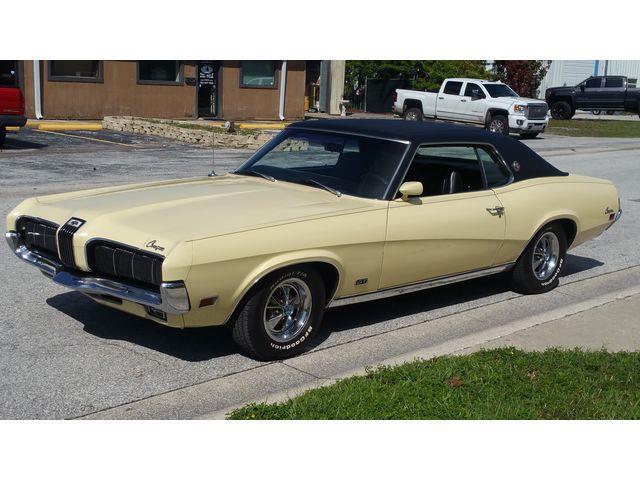 1970 Mercury Cougar (CC-1317804) for sale in Lakeland, Florida