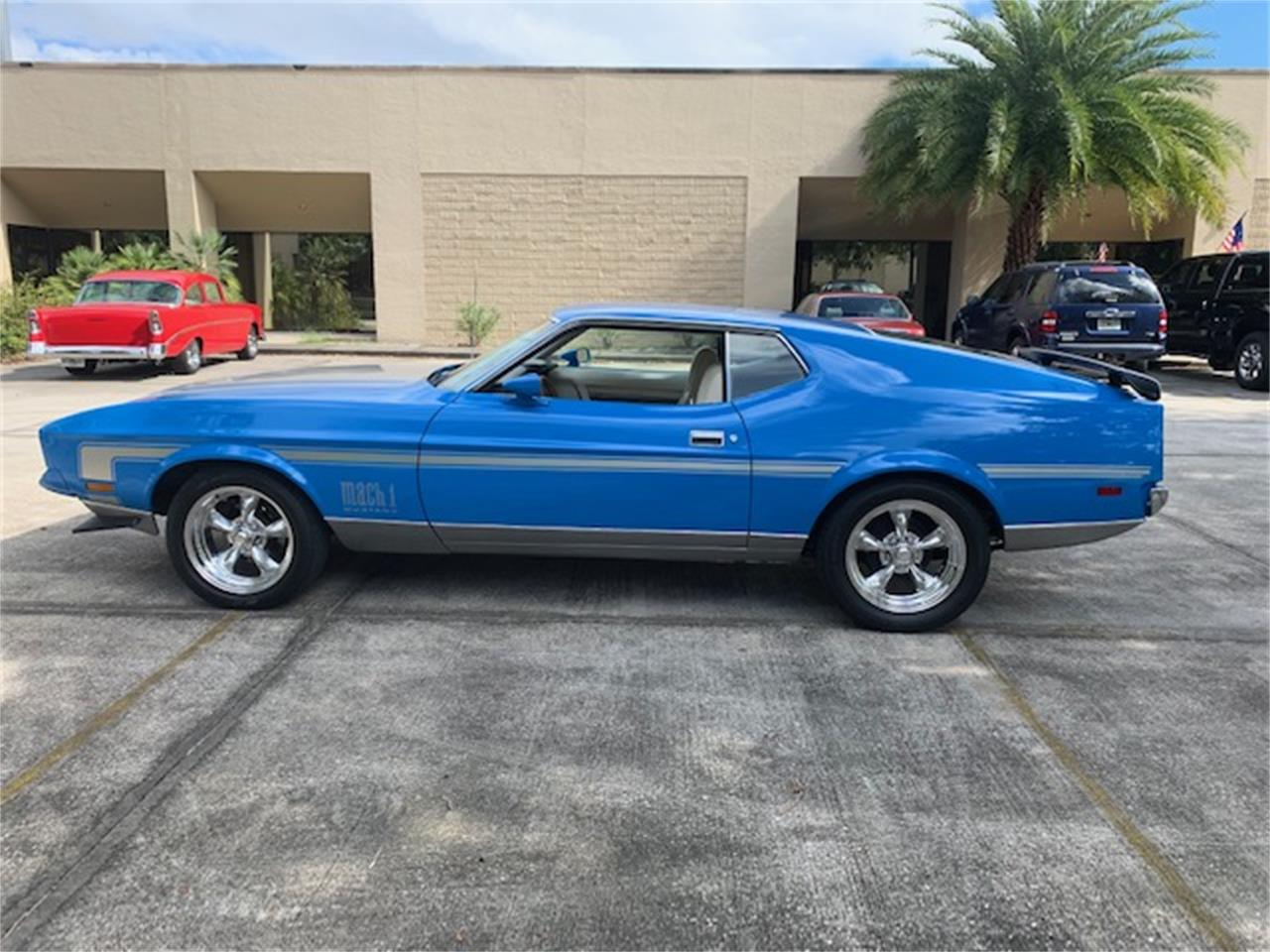 1972 Ford Mustang Mach 1 (CC-1317809) for sale in Lakeland, Florida