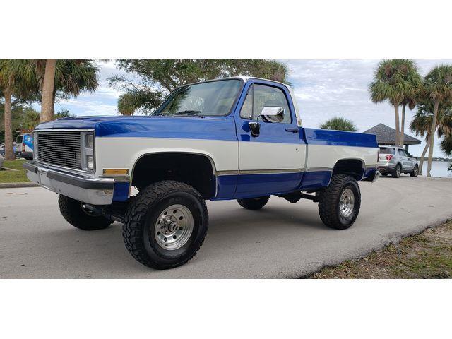 1978 Chevrolet K-10 (CC-1317813) for sale in Lakeland, Florida
