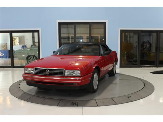 1990 Cadillac Allante (CC-1317834) for sale in Lakeland, Florida