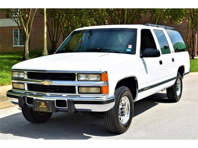 1994 Chevrolet Suburban (CC-1317844) for sale in Lakeland, Florida