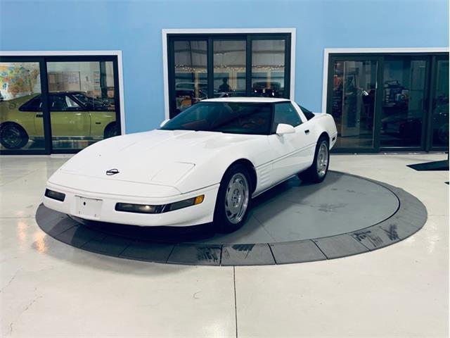 1994 Chevrolet Corvette (CC-1317845) for sale in Lakeland, Florida