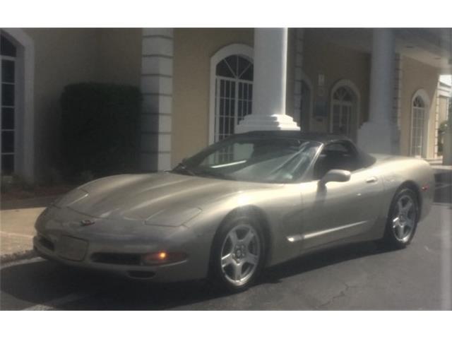1999 Chevrolet Corvette (CC-1317851) for sale in Lakeland, Florida