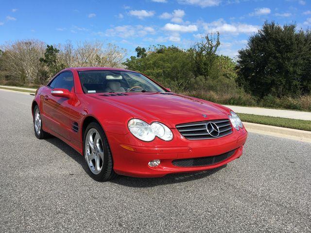 2005 Mercedes-Benz SL500 (CC-1317861) for sale in Lakeland, Florida