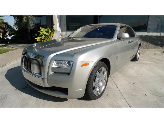 2012 Rolls-Royce Silver Ghost (CC-1310789) for sale in Anaheim, California
