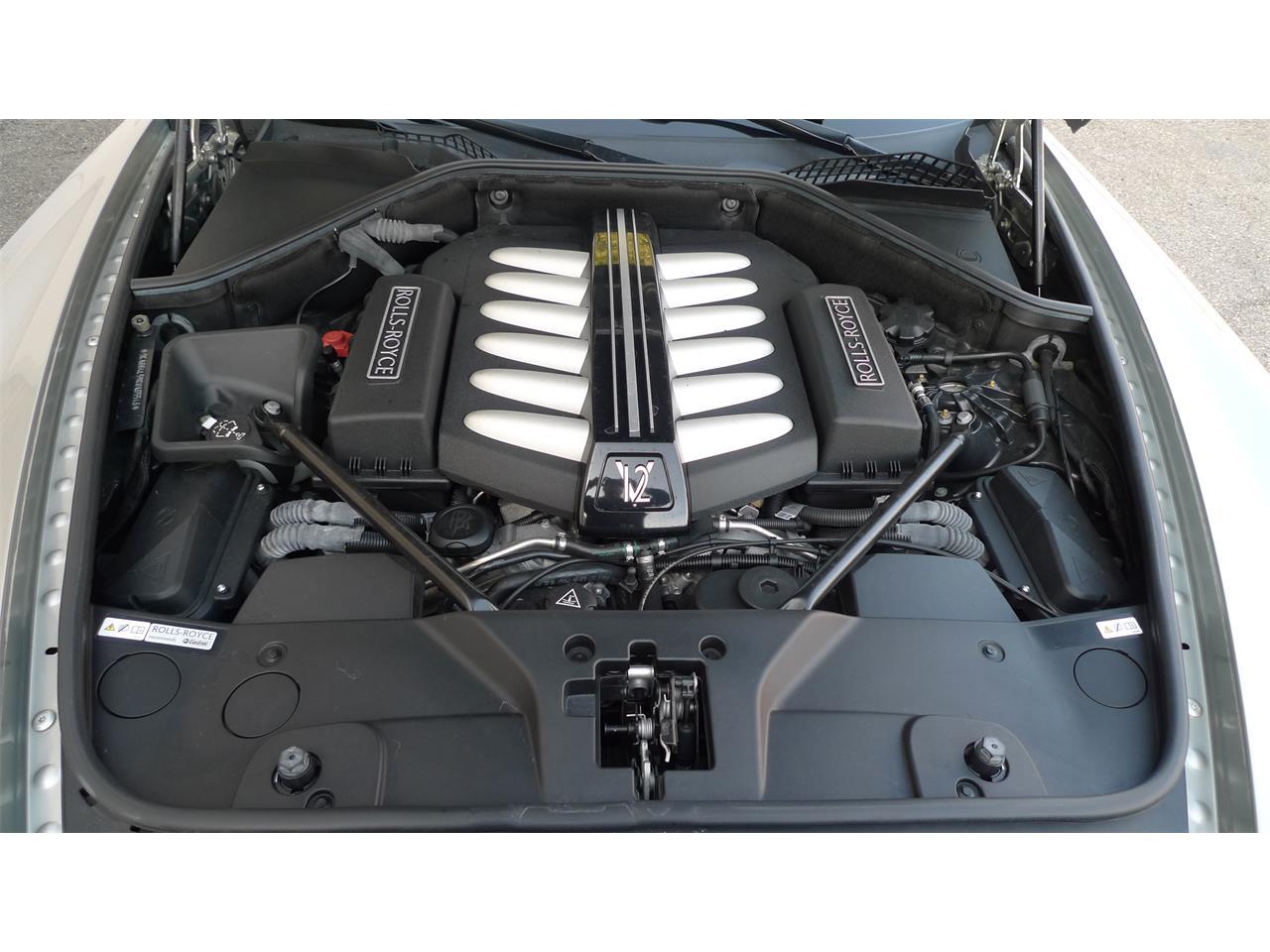 2012 Rolls-Royce Silver Ghost (CC-1310789) for sale in Anaheim, California