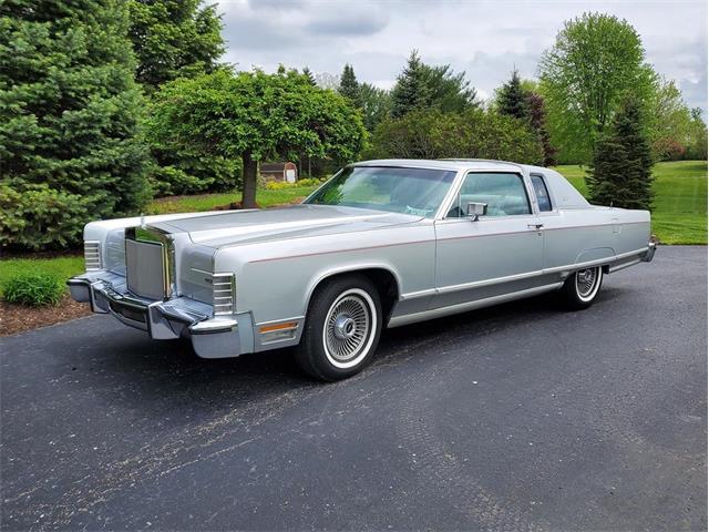 1977 Lincoln Continental (CC-1310793) for sale in Northville, Michigan