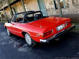 1974 Alfa Romeo 2000 Spider Veloce (CC-1317970) for sale in Sonoma, California