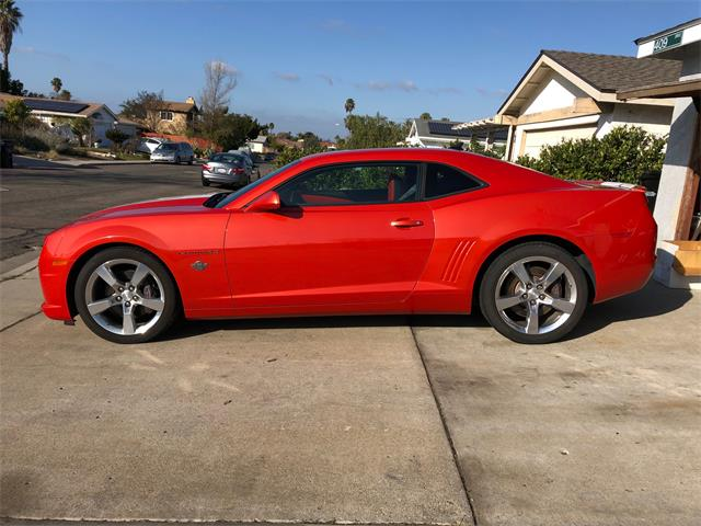 2010 Chevrolet Camaro (CC-1317973) for sale in Orange, California