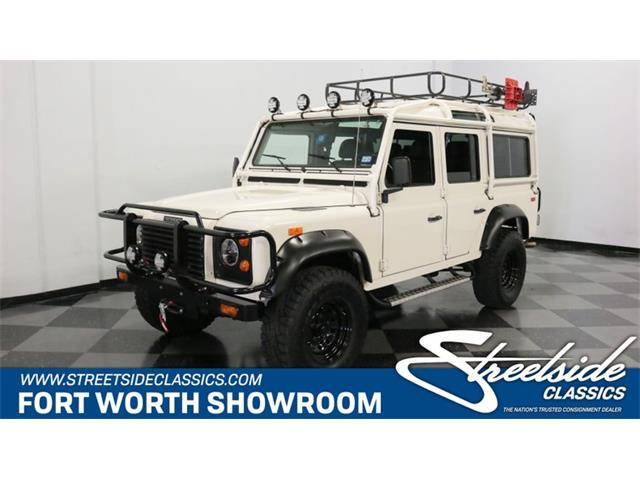 1993 Land Rover Defender (CC-1317976) for sale in Ft Worth, Texas