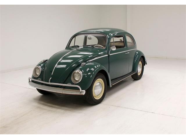 1960 Volkswagen Beetle (CC-1317979) for sale in Morgantown, Pennsylvania