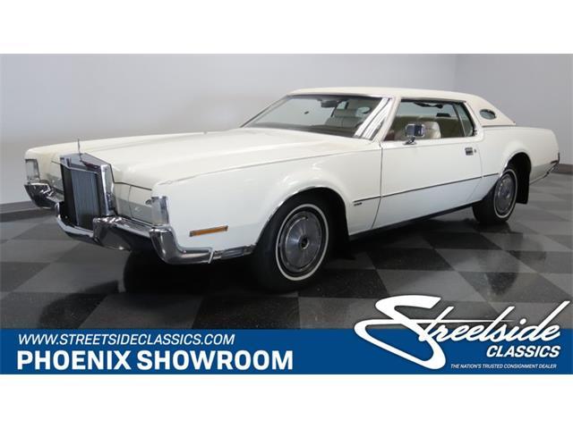 1972 Lincoln Continental (CC-1317989) for sale in Mesa, Arizona