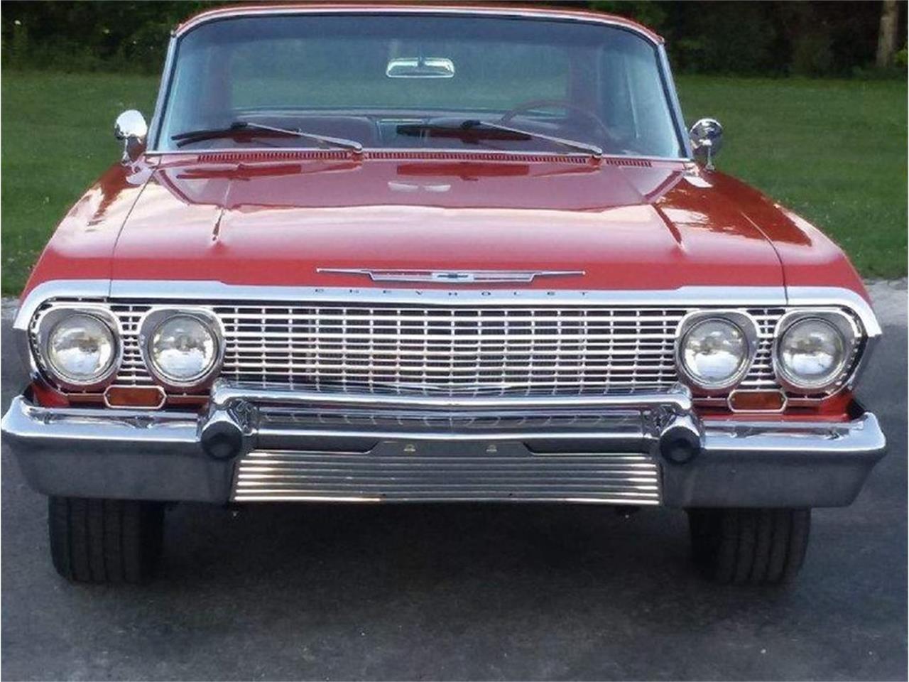 1963 Chevrolet Impala (CC-1318010) for sale in Greensboro, North Carolina