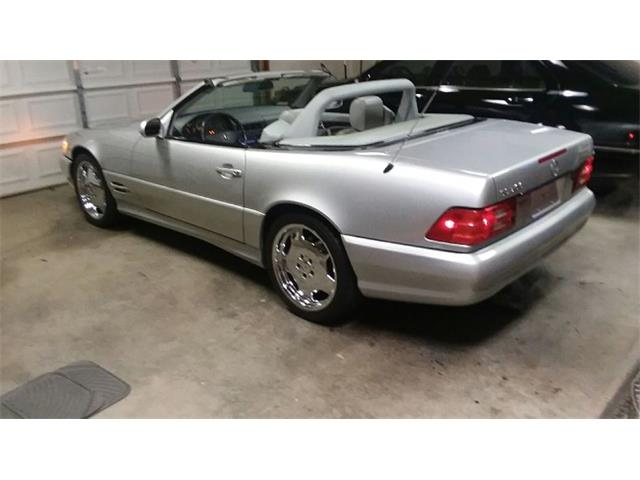 1999 Mercedes-Benz SL500 (CC-1318023) for sale in Greensboro, North Carolina