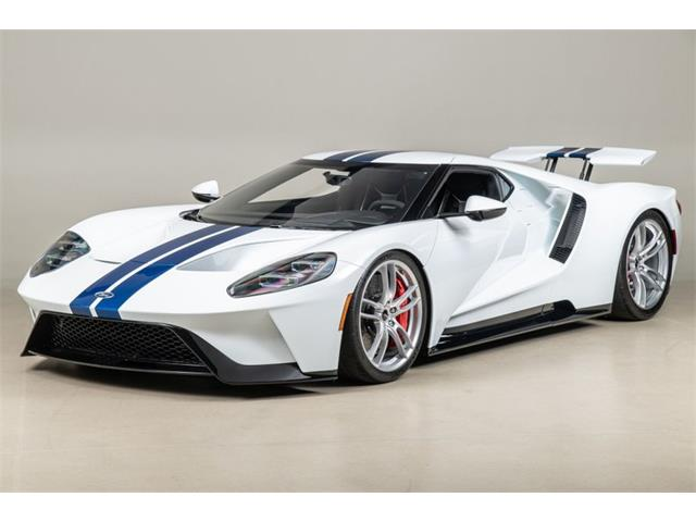 2017 Ford GT (CC-1318031) for sale in Scotts Valley, California