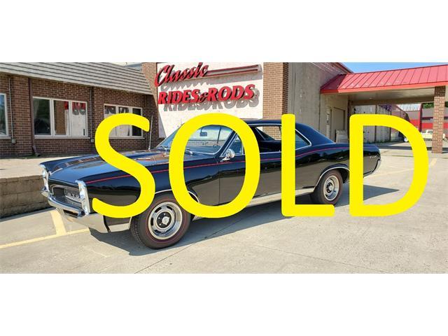 1967 Pontiac GTO (CC-1318037) for sale in Annandale, Minnesota