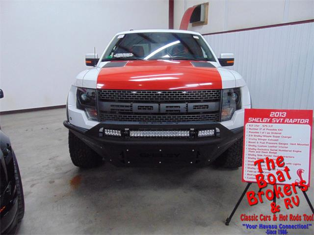 2013 Ford Raptor (CC-1318044) for sale in Lake Havasu, Arizona