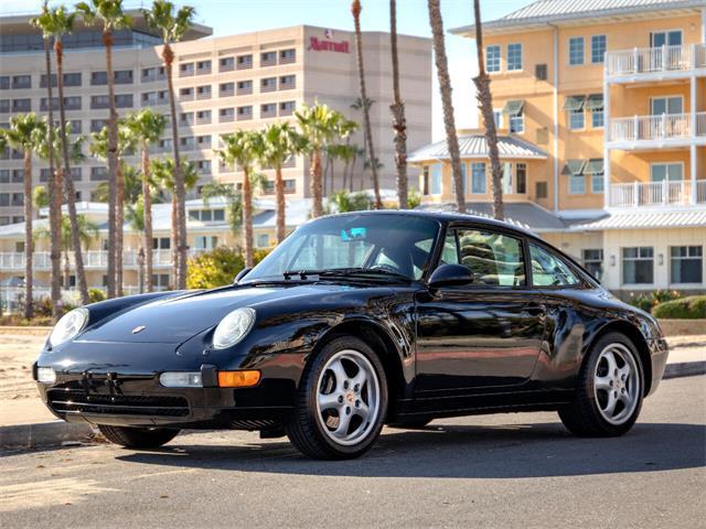 1995 Porsche 993 (CC-1318051) for sale in Marina Del Rey, California