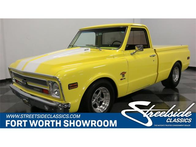 1971 Chevrolet C10 (CC-1310807) for sale in Ft Worth, Texas