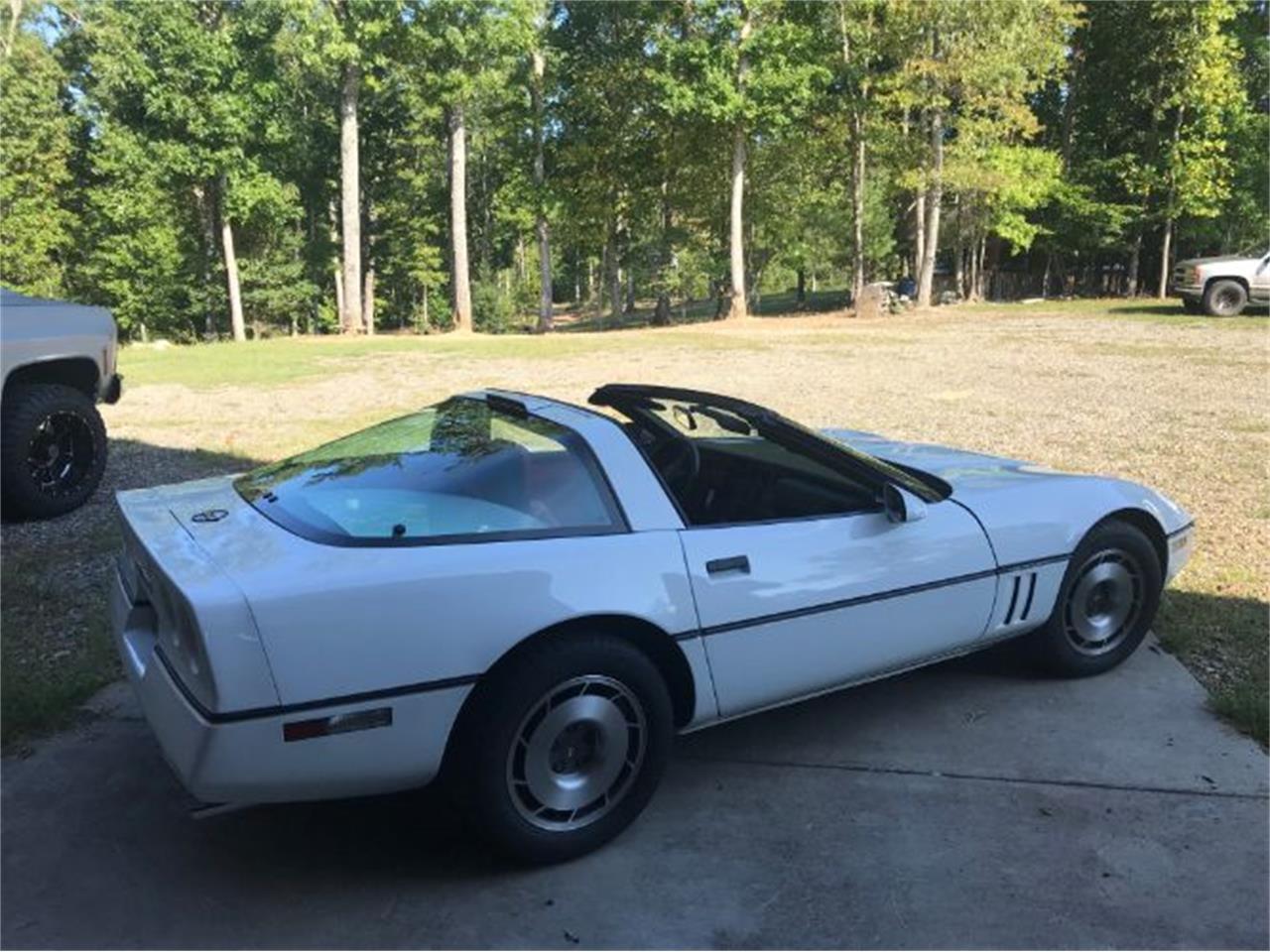 1987 Chevrolet Corvette (CC-1318075) for sale in Cadillac, Michigan