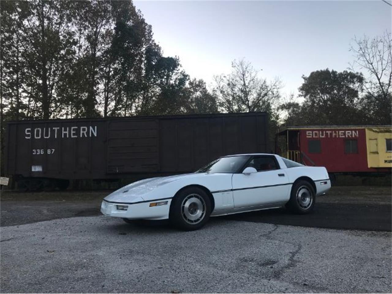 1987 Chevrolet Corvette (CC-1318075) for sale in Cadillac, Michigan