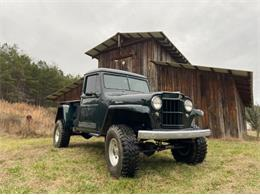 1952 Jeep Willys (CC-1318076) for sale in Cadillac, Michigan