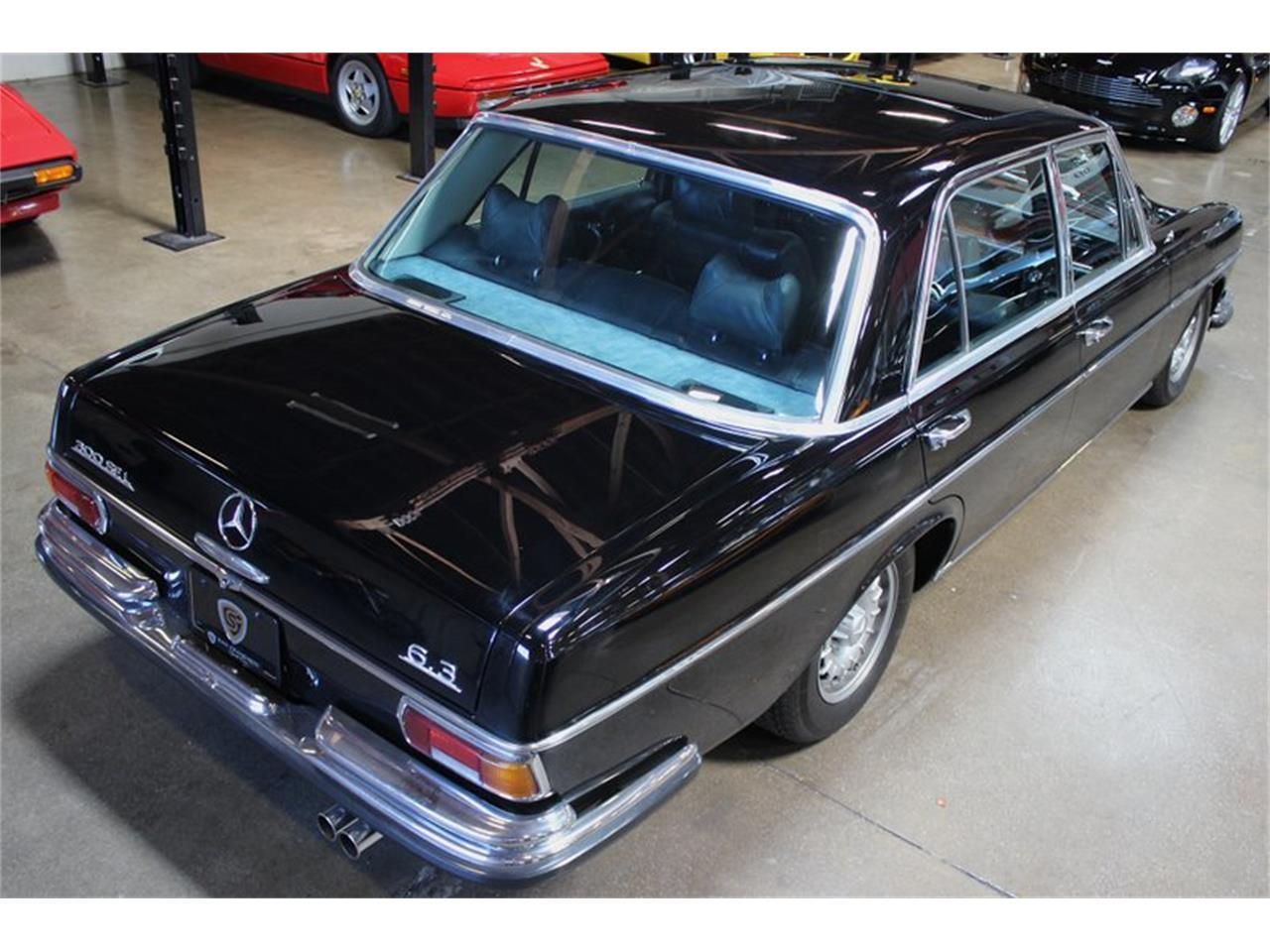 1972 Mercedes-Benz 300 (CC-1318083) for sale in San Carlos, California