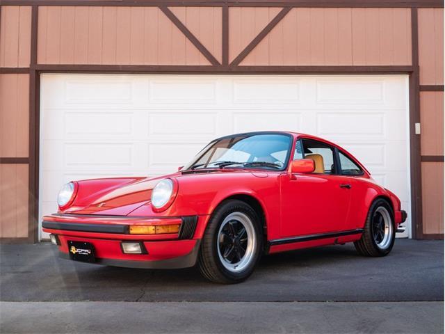 1988 Porsche 911 (CC-1318098) for sale in Fallbrook, California