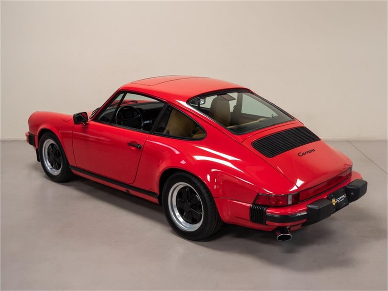 1988 Porsche 911 (CC-1318098) for sale in Fallbrook, California
