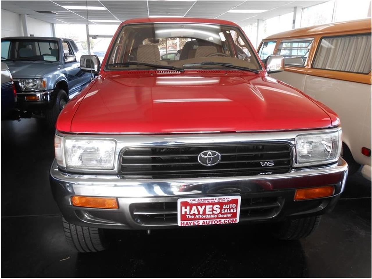 1994 Toyota 4Runner (CC-1318108) for sale in Roseville, California