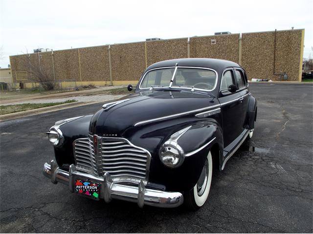 1941 Buick 4-Dr Sedan (CC-1318214) for sale in wichita Falls, Texas