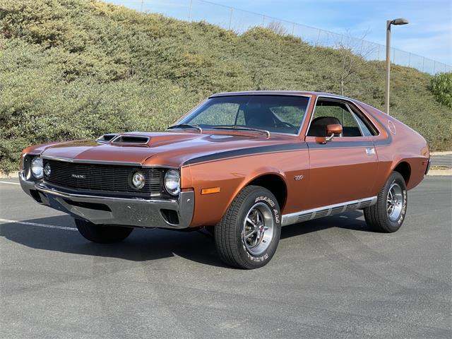 1970 AMC AMX (CC-1310826) for sale in Fairfield, California