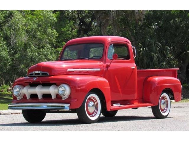 1951 Ford F1 (CC-1318281) for sale in Punta Gorda, Florida