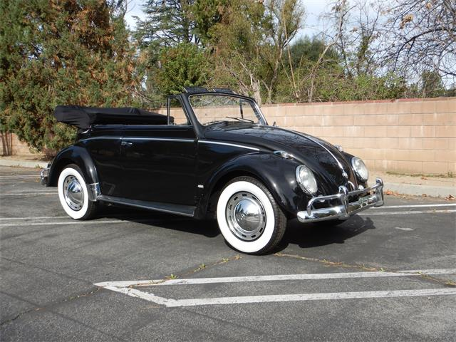 1958 Volkswagen Beetle (CC-1318294) for sale in woodland hills, California