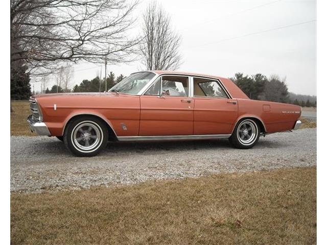 1966 Ford Galaxie 500 (CC-1318319) for sale in Louisville, Tennessee