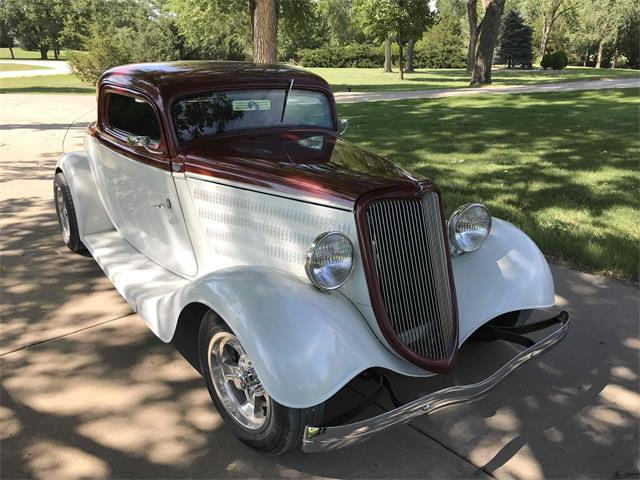 1933 Ford 2-Dr Coupe (CC-1318320) for sale in Wichita, Kansas