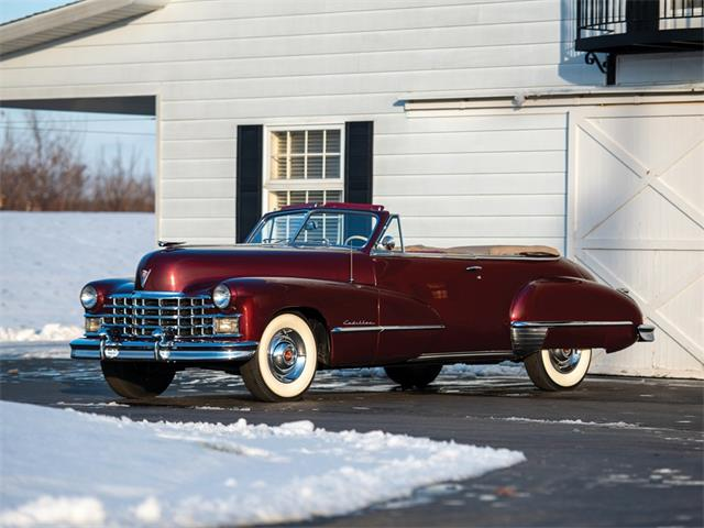 1947 Cadillac Series 62 (CC-1318336) for sale in Amelia Island, Florida