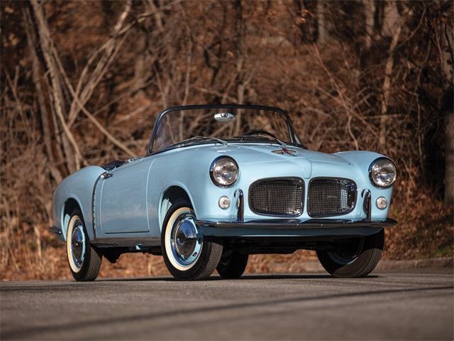 1959 Fiat 1200 (CC-1318341) for sale in Amelia Island, Florida