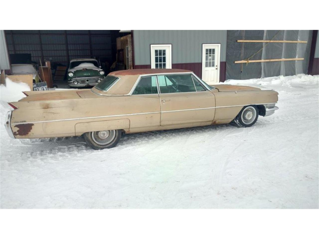 1964 Cadillac Coupe DeVille (CC-1318382) for sale in Parkers Prairie, Minnesota