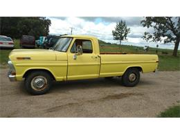 1971 Ford F250 (CC-1318385) for sale in Parkers Prairie, Minnesota