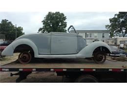 1936 Ford Cabriolet (CC-1318386) for sale in Parkers Prairie, Minnesota