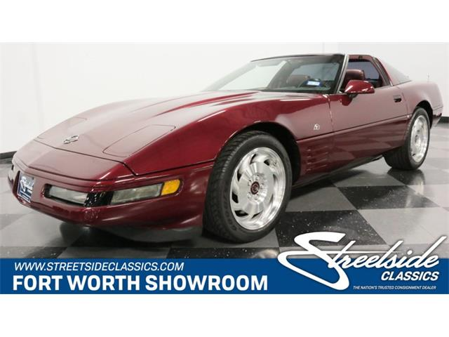 1993 Chevrolet Corvette (CC-1318391) for sale in Ft Worth, Texas