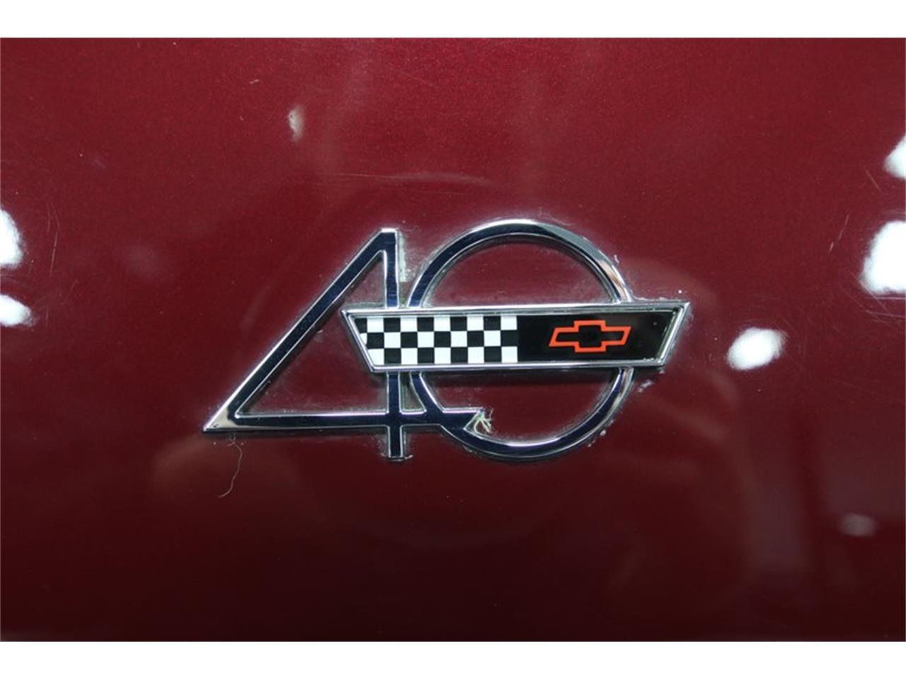 1993 Chevrolet Corvette (CC-1318393) for sale in Concord, North Carolina