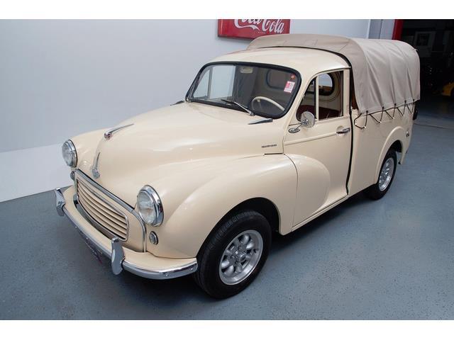 1960 Morris Minor 1000